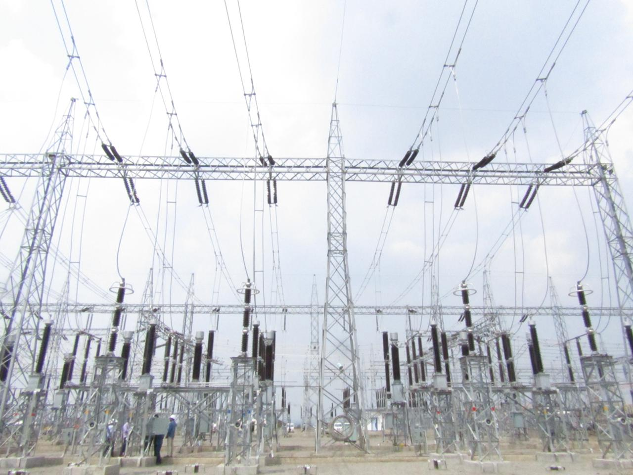 Annaram Power Substation Pictures
