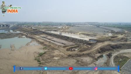 Annaram Pump House Under Kaleshwaram Project