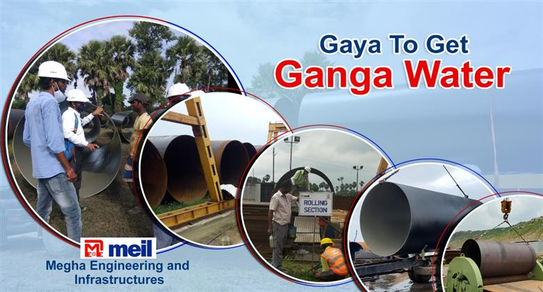 Gaya To Get Ganga Water | Best Projects In India