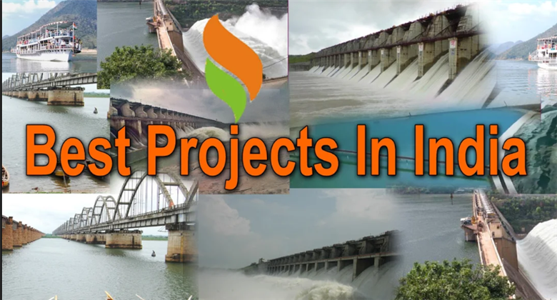 India's Top 10 Megha Construction and Infrastructure Projects of 2018