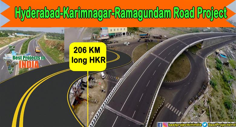 Hyderabad–Karimnagar–Ramagundam Road Project (HKR)