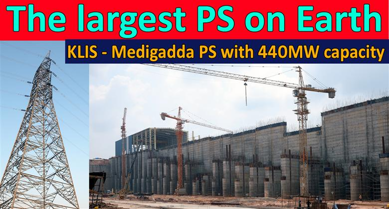 MEIL completes 3pumps of Medigadda PS,3 more to be ready by Dec 2018
