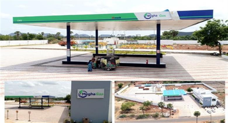 Megha enters into oil and natural gas production