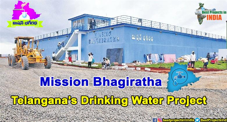Mission Bhagiratha - Telangana's Drinking Water Project