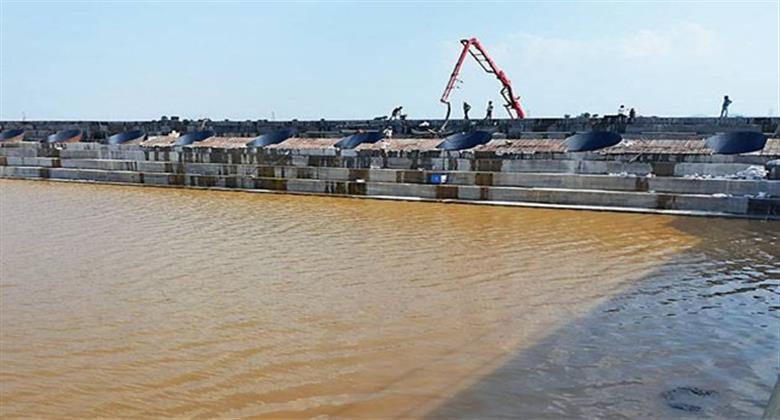 Fastest completion of river linking project