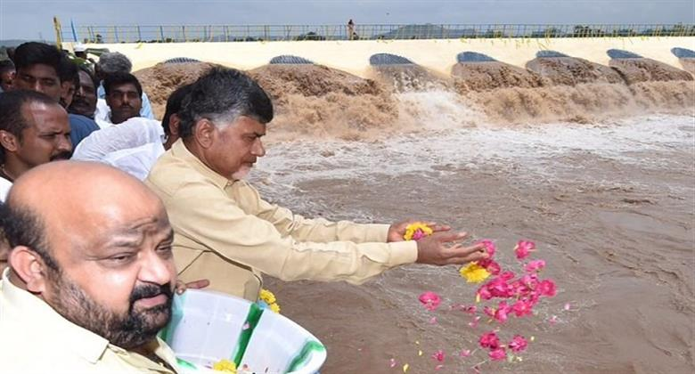 Pattiseema Lift Irrigation Project Documentary