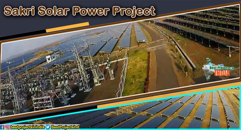Sakri Solar Power Project | World's Largest Solar Power Plant