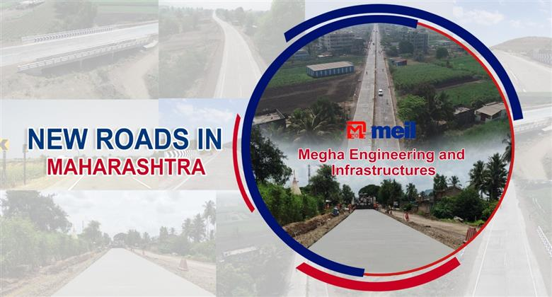 New Roads in Maharashtra | Best Projects In India [BPI]